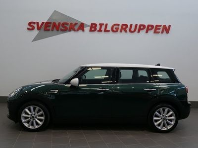 begagnad Mini Clubman Pepper Pdc Bt LM S+V-hjul -16