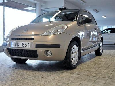 begagnad Citroën C3 Pluriel 1.4 Cabriolet 1-Ägare Cab