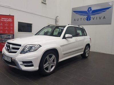 begagnad Mercedes GLK220 CDI / 4MATIC / Aut / AM -13