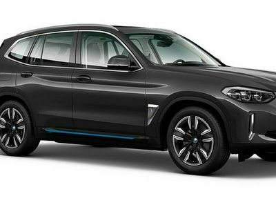 begagnad BMW iX3 *Vårkampanj