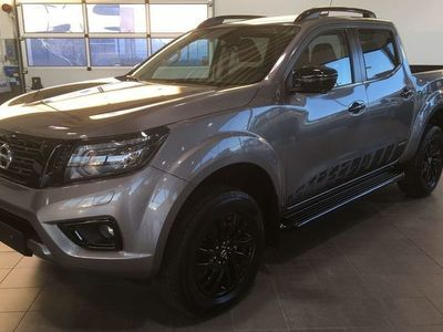 begagnad Nissan Navara DOUBLE CAB N-GUARD 190HK
