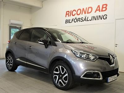 second-hand Renault Captur 0.9 TCe DYNAMIQUE EU6 NAVI