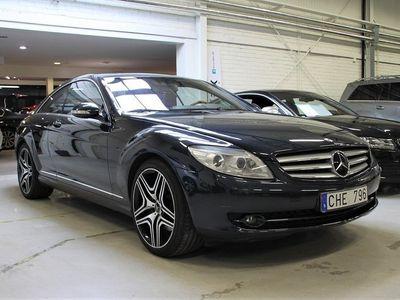 begagnad Mercedes CL500 216