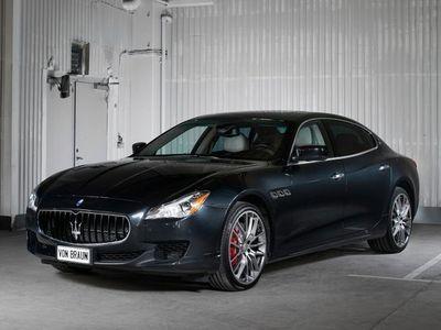 begagnad Maserati Quattroporte (GTS) -13