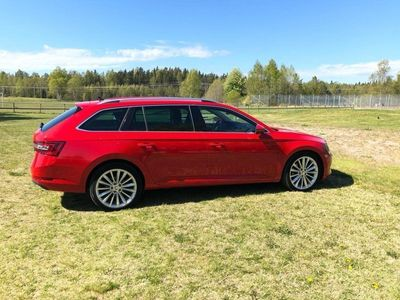 begagnad Skoda Superb STYLE TDI 190 DSG 4x4 Business