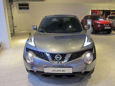 brugt Nissan Juke DIG-T/N-CONNECTA/ 115Hk/6M/T