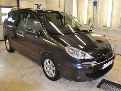 begagnad Peugeot 807 2.0 HDI (136hk) 7SIT/NYBES