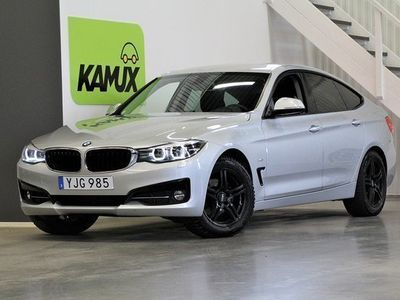 begagnad BMW 320 Gran Turismo D | X-Drive | | Sportline | AUT | SoV Däck 2017, Sedan 208 900 kr