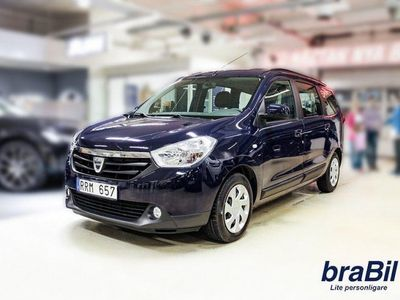 begagnad Dacia Lodgy 1.5 dCi 110 Laureate 2014, Personbil 82 300 kr