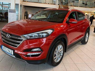 begagnad Hyundai Tucson 2.0 CRDI 136 Hk Comfort Plus 4WD
