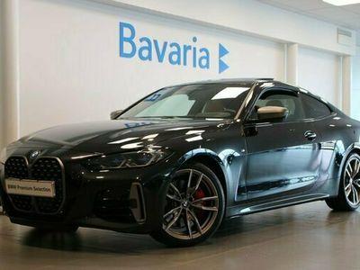 begagnad BMW M4 40 i xDrive Coupé Aut M-Sport Ny 2021, Sportkupé Pris 778 700 kr