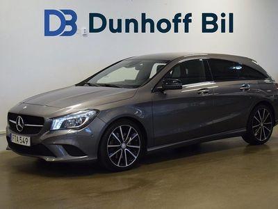 begagnad Mercedes CLA250 Shooting Brake 4MATIC Aut 211hk