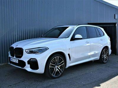 "begagnad BMW X5 xDrive30d M Sport 22"" Se Utrustning!!"