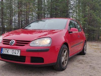 begagnad VW Golf 1.6FSI GDS