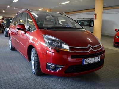 begagnad Citroën Grand C4 Picasso 2,0 HDI, 7-sits, Exc -08