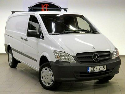 begagnad Mercedes Vito 116 CDI 4M 4x4 163Hk Automat
