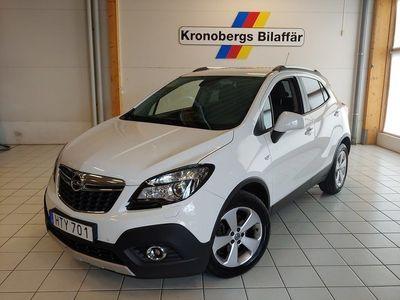 begagnad Opel Mokka Premium 1.4T 140hk -15