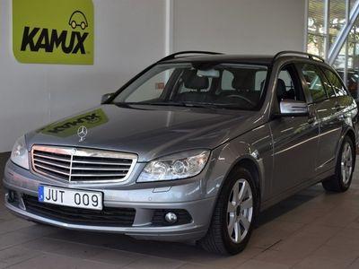 begagnad Mercedes C200 T CDI Kompressor M&K Värm S&V Hjul