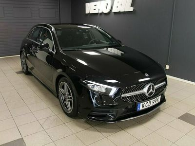 begagnad Mercedes A200 d AMG Aut Premium