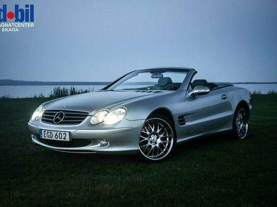 begagnad Mercedes SL500 Aut