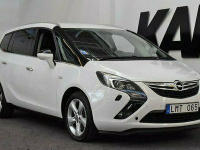 begagnad Opel Zafira Tourer 2.0 CDTI Automatisk, 165hk, 2012