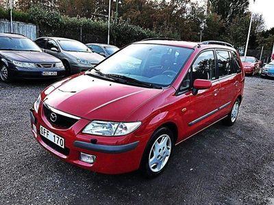 begagnad Mazda Premacy 1.8 114hk / LÅG MIL / BESIKTAD