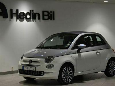 begagnad Fiat 500C DOLCEVITA 1.0 70HK
