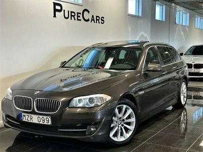 begagnad BMW 525 d xDrive Touring |Panorama | Softclose | Dragkrok | 218hk