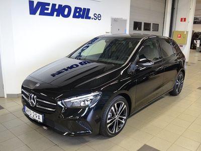 begagnad Mercedes B180 d/Se/Automat -19