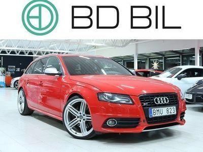 begagnad Audi S4 QUATTRO 333HK DRAG SV-SÅLD 1,95% RÄNTA