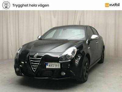 begagnad Alfa Romeo Giulietta 2.0 JTDm