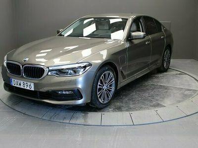 begagnad BMW 530 e iPerformance Sedan Sport line Innovation RÄNTA 2,95 2018, Sedan Pris 379 000 kr
