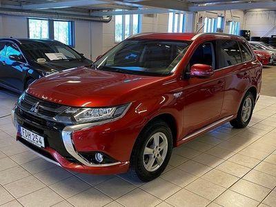 begagnad Mitsubishi Outlander P-HEV 4WD Fleet Edition Automat