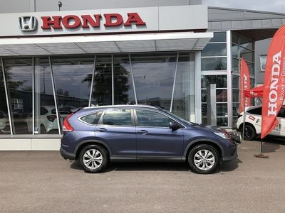 gebraucht Honda CR-V 2.0 i-VTEC Elegance 4WD 155hk