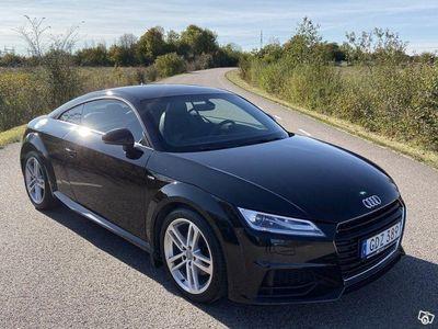 begagnad Audi TT TFSI 180HK S-LINE Leasbar 0kr kontant -16