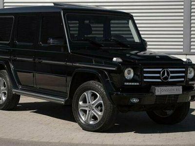 begagnad Mercedes G350 BLUETEC