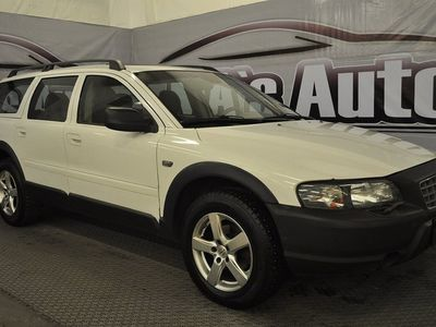 begagnad Volvo XC70 2.5T AWD Automat 210hk NYSERVAD
