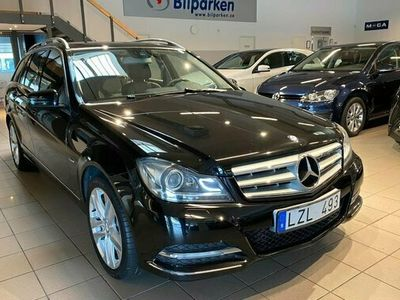 begagnad Mercedes C180 C BenzT BlueEFFICIENCY 2011, Kombi 129 900 kr