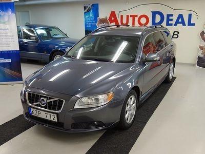 begagnad Volvo V70 1.6D DRIVe Momentum 109hk -11