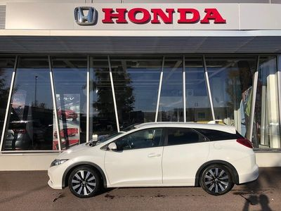 begagnad Honda Civic Tourer Lifestyle 1.8 i-VTEC 142hk