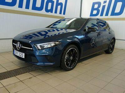 begagnad Mercedes A250 e 8G-DCT Euro 6 218hk inkl v-hjul
