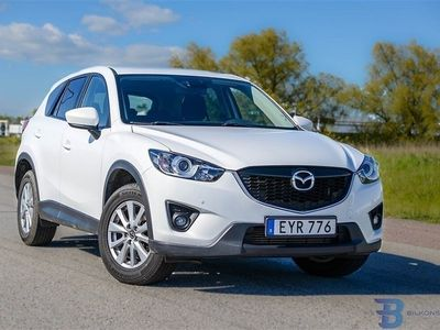 begagnad Mazda CX-5 Vision Plus /lågamil/aut/nav