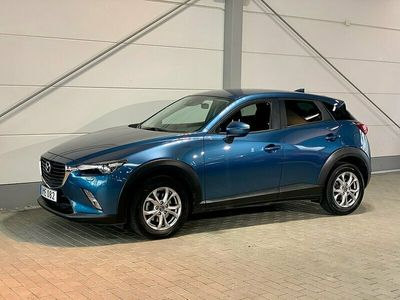 begagnad Mazda CX-3 Vision 2,0