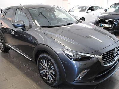 begagnad Mazda CX-3 OPTIMUM 2.0 150 HK AWD AUTOMAT