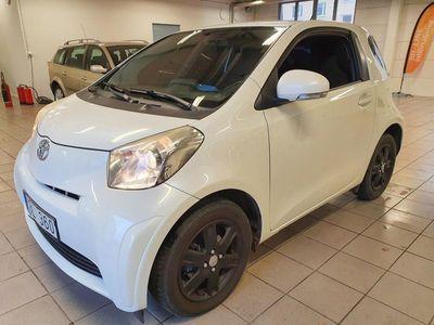 begagnad Toyota iQ 1.0 VVT-i 68hk