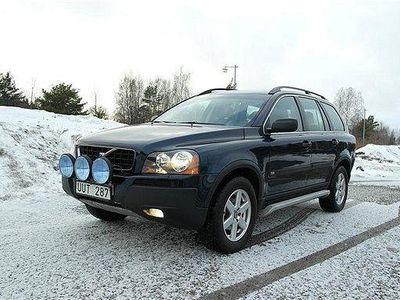 begagnad Volvo XC90 2.5T (210hk) Drag/Nyservad & Nybes ua.