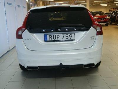 begagnad Volvo V60 D4 AWD Ocean Race Business E PRO
