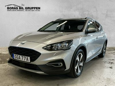begagnad Ford Focus Active 1.0 125 Launch Edition 5-d