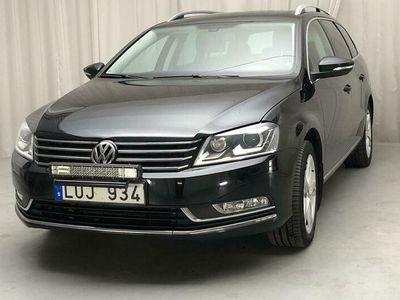 begagnad VW Passat 1.4 TSI EcoFuel Variant Premium