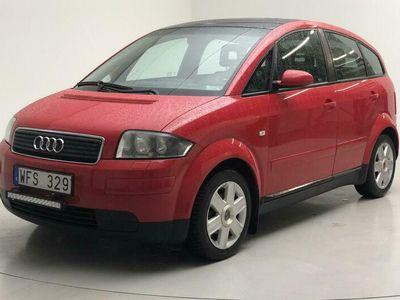 begagnad Audi A2 1.4 (75hk)